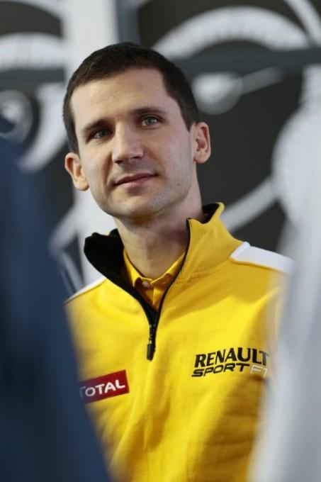 F1 2013 RENAULT SPORT REMI TAFFIN