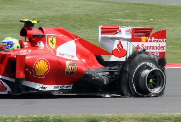 F1-2013-SILVERSTONE-CREVAISON-FERRARI-MASSA