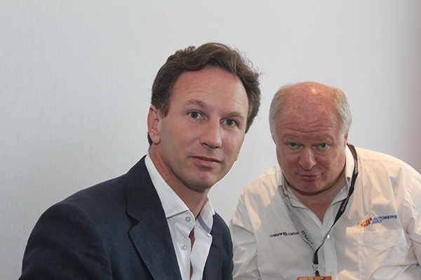 Chris-HORNER-avec-Gilles-GAIGNAULT - 2013-Photo-Gilles-VITRY-autonewsinfo