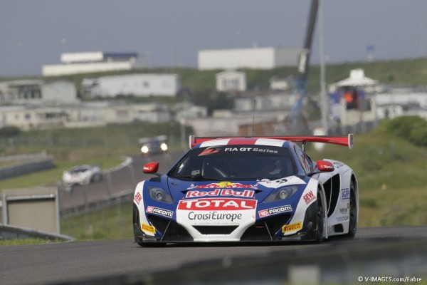 FIA-GT-2013-ZANDWOORT-MCLAREN-Team-SLR-Photo-V-Images