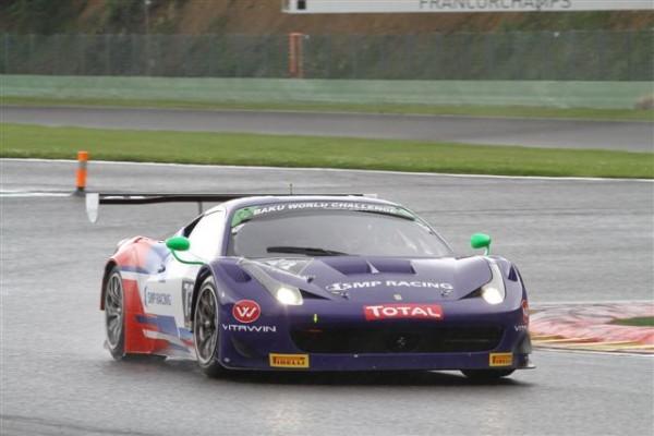 24 HEURES DE SPA - Ferrari-458-Italia-du-Team-SMP-©-Manfred-GIET