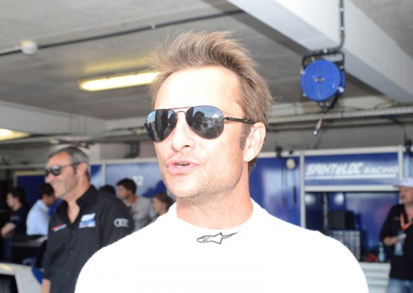 GT TOUR 2013 LE VIGEANT - David HALLYDAY - photo Claude MOLINIER