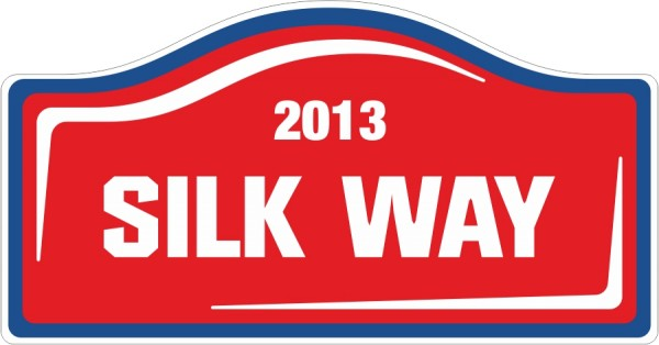 LOGO SILK WAY RALLY 2013