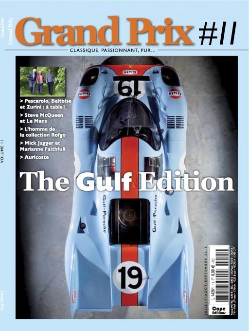 MAGAZINE GRAND PRIX Juillet 2013 couverture