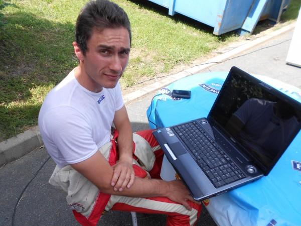 MONTAGNE 2013 - Nico SCHATZ analyse ses montees Photo autonewsinfo