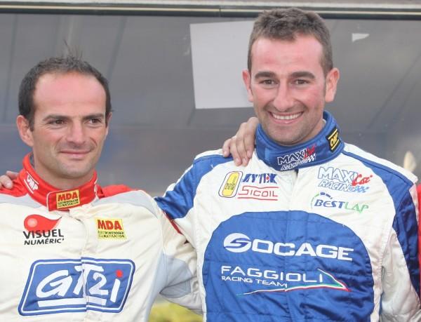 MONTAGNE 2013 LIONEL REGAL et FAGGIOLI en 2010