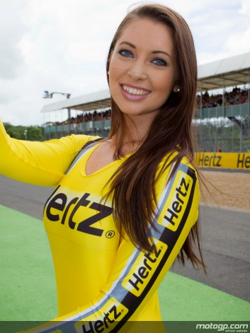 MOTO GP 2013 GRID GIRLS ABV