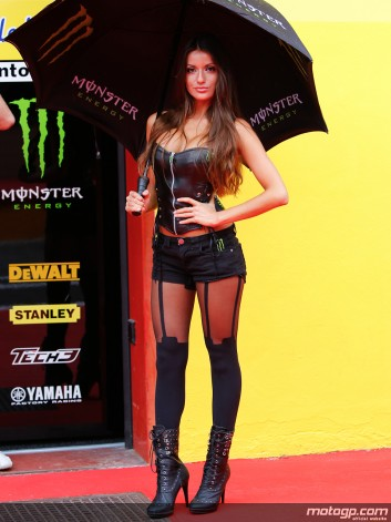 MOTO GP 2013 GRID GIRLS AGH