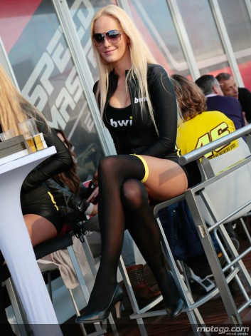 MOTO GP 2013 GRID GIRLS BB