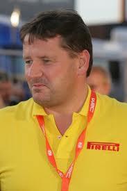 PIRELLI Paul Hembery  Directeur Pirelli Motorsports