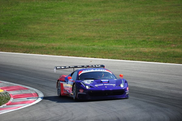 SMP 2013 RED BULL RING FERRARI TEAM SMP - photo VISION SPORT AGENCY pour autonewsinfo