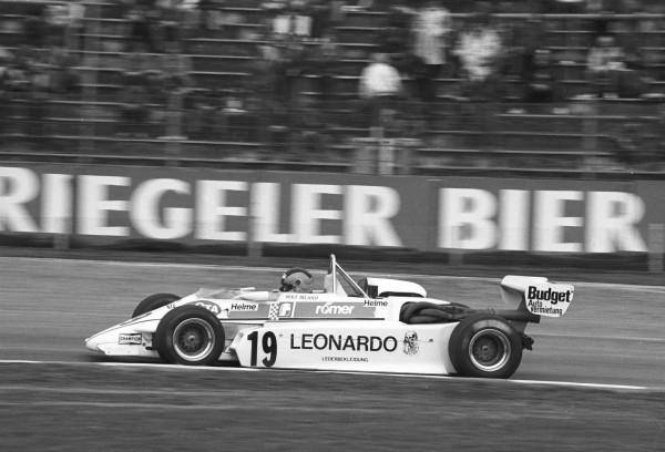 SPA BIKERS Rolf BILAND passa à la F2 à un certain moment comme ici en 1984-© Manfred GIET.