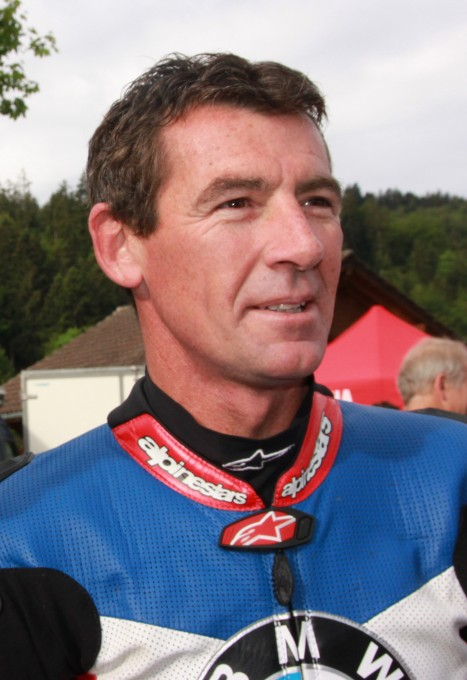 ST CERGUE 2013 TROY CORSER - ancien double CHAMPION du monde de Superbike
