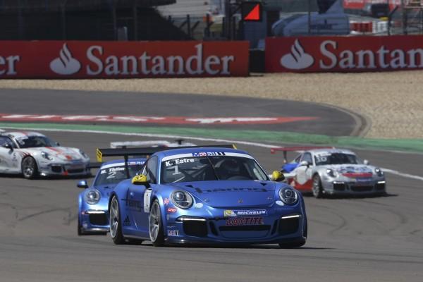SUPERCUP 2013 Kevin Estre Nurburgring Porsche Supercup 2013