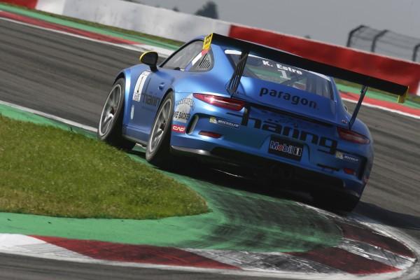 Porsche Mobil 1 Supercup Deutschland 2013