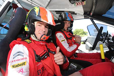 AUTO - WRC ITALIA SARDEGNA 2013