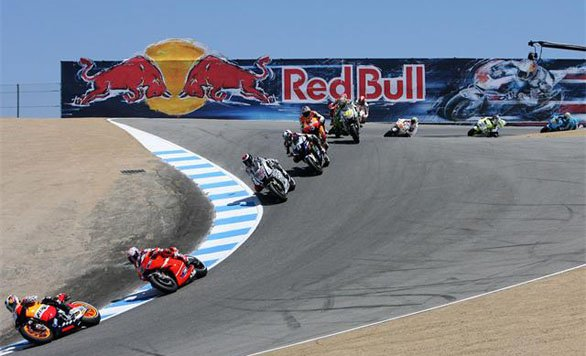 LE CORK-SCREW DE LAGUNA SECA