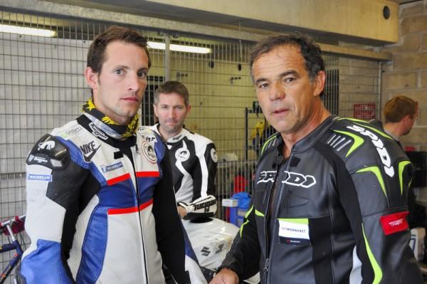 R. LAVILLENIE et P. MONNERET Photo Alain MONNOT autonewsinfo