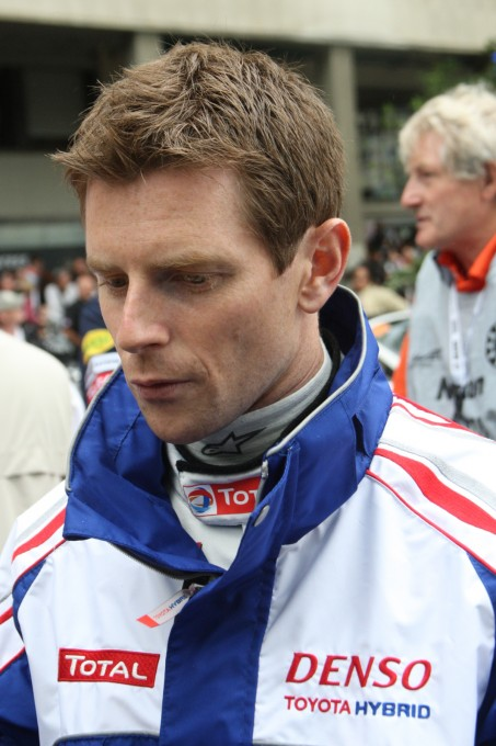 24 HEURES DU MANS 2012 ANTHONY DAVIDSON photo Thierry COULIBALY autonewsinfo