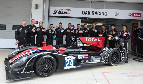 ASIAN-LE-MANS-SERIES-2013-INJE-EN-COREE-Le-Team-MORGAN-OAK.