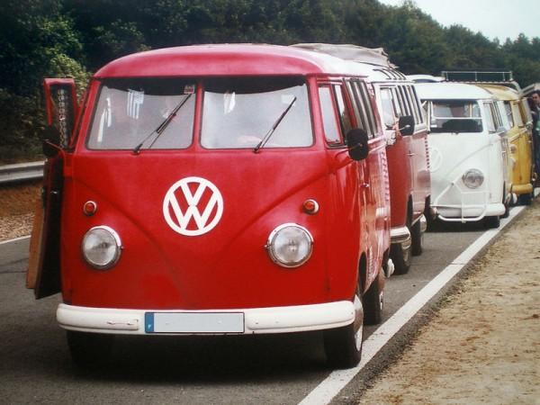 COMBI-VW-modéle-1960