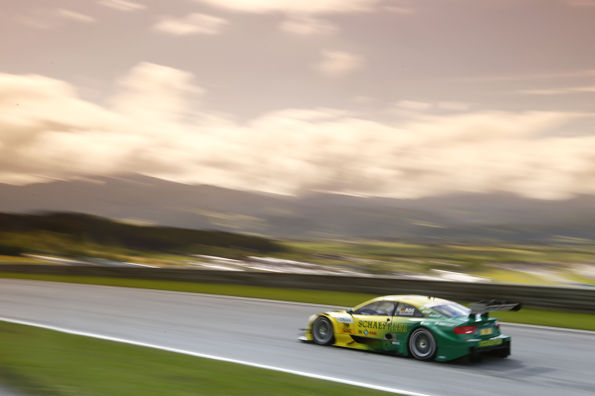 DTM-2014-Test-au-RED-BULL-RING-Di-GRASSI-MULLER