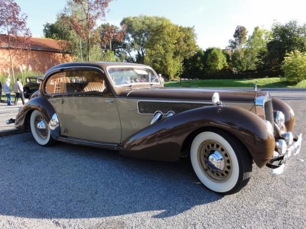 Delage D8 120 S 1938