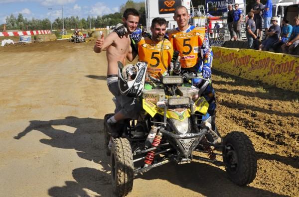 En-2012-victoire-pour-CHICLET-MAGNIN-et-RAMEL-sur-SUZUKI_-Photo-Alain-MONNOT autonewsinfo.