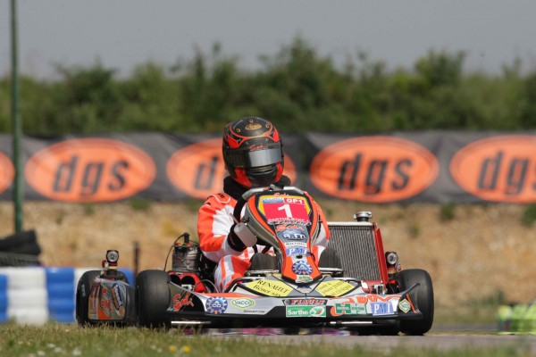 KARTING 2013 - Wilfried LECARPENTIER