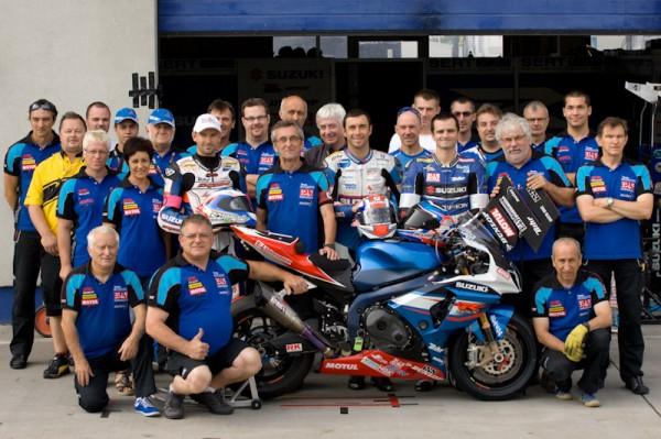 L'équipe du SERT Photo Michel Picard