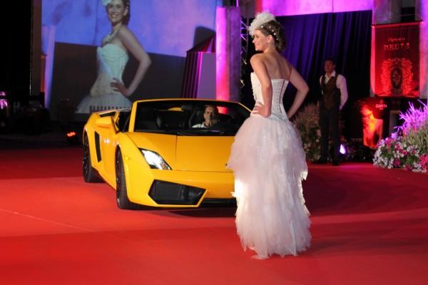 LA BAULE 2013 Concours elegance LAMBO rime ave Belle elegance - photo Emmanuel LEROUX
