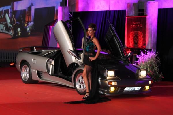 LA BAULE 2013 Concours elegance Lamborghini photo Emmanuel LEROUX