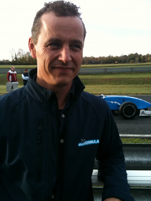 LAURENT FRADON - photo autonewsinfo.com