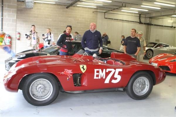 MODENA-DAYS-SPA-2013-Encore-un-exemplaire-rare-Ferrari-©-Manfred-GIET.