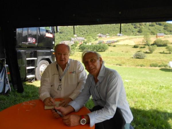 MONT-DORE-2013-Interview-de-Norbert-SANTOS-avec-Gilles-GAIGNAULT-photo-autonewsinfo.com