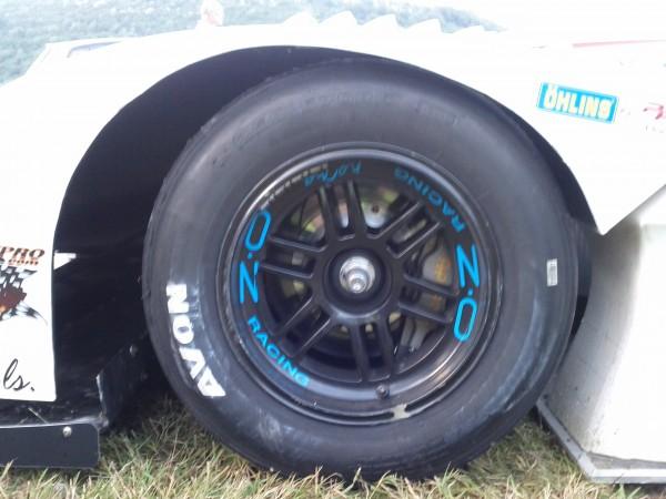 MONTAGNE MONT DORE 2013 roue avant gauche NORMA Nico SCHATZ 3éme montéee - photo Herve ROCHIS pour autonewsinfo