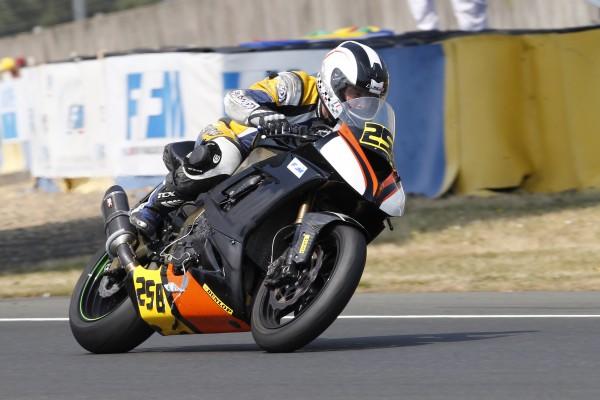 MOTO MARC TOUILLON -PROMOSPORT 2013 - Photopress FFM