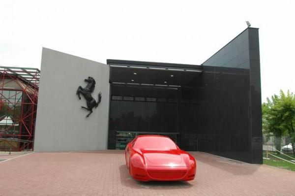 MUSEE-FERRARI-A-MARANELLO-1-Photo-Olivier-THIBAUD