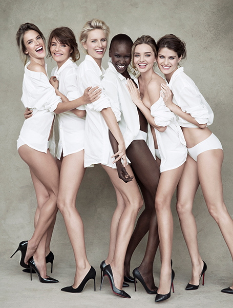 PIRELLI Photo casting New York 3