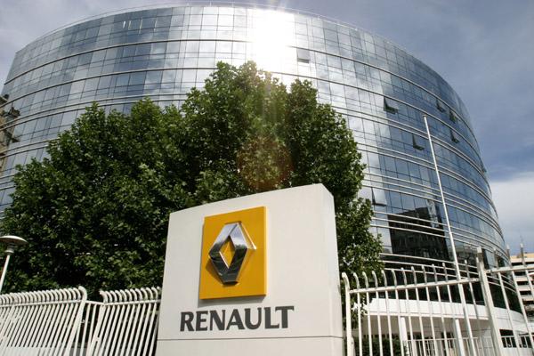 RENAULT SIEGE quai Le Gallo a Boulogne