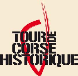 TOUR de CORSE hISTORIQUE LOGO