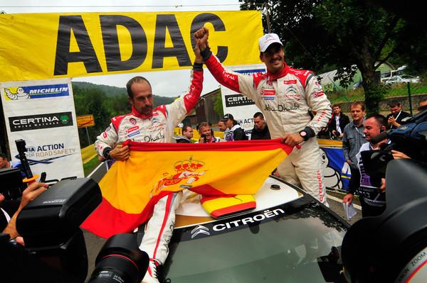 WRC-2013-ALLEMAGNE-VICTOIRE-de-la-DS3-CITROEN-DE-SORDO-DEL-BARRIO-25-AOUT-Photo-Jo-LILLINI