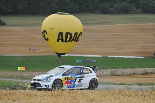 WRC-2013-ALLEMAGNE-VW-POLO-de-Sebastien-OGIER-et-Julien-Ingrassia-photo-Jo-LILLINI