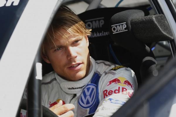 WRC 2013 FINLANDE ANDREAS MIKKELSEN
