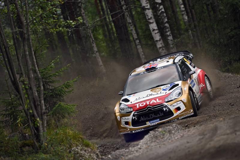 WRC-2013-FINLANDE-DS3-CITROEN-KRIS-MEEKE