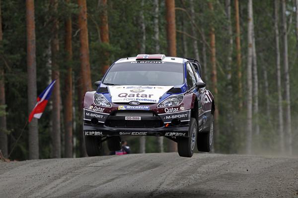 WRC-2013-FINLANDE-FORD-OSTBERG-Photo-Jo-LILLINI