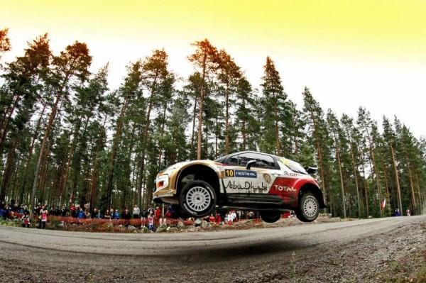 WRC-2013-FINLANDE-La-DS3-CITROEN-DE-KRIS-MEEKE