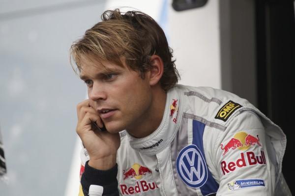 WRC 2013- MIKKELSEN Portrait.