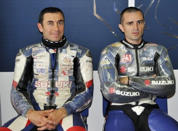 Vincent PHILIPPE et Julien DA COSTA dépités_Photo A. Monnot autonewsinfo