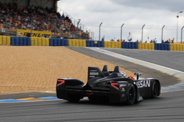 24 H DU MANS 2012 La DELTAWING COURBE DUNLOP Photo Thierry COULIBALY autonewsinfo